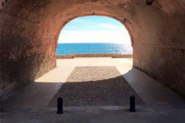 salida tunel esperanza