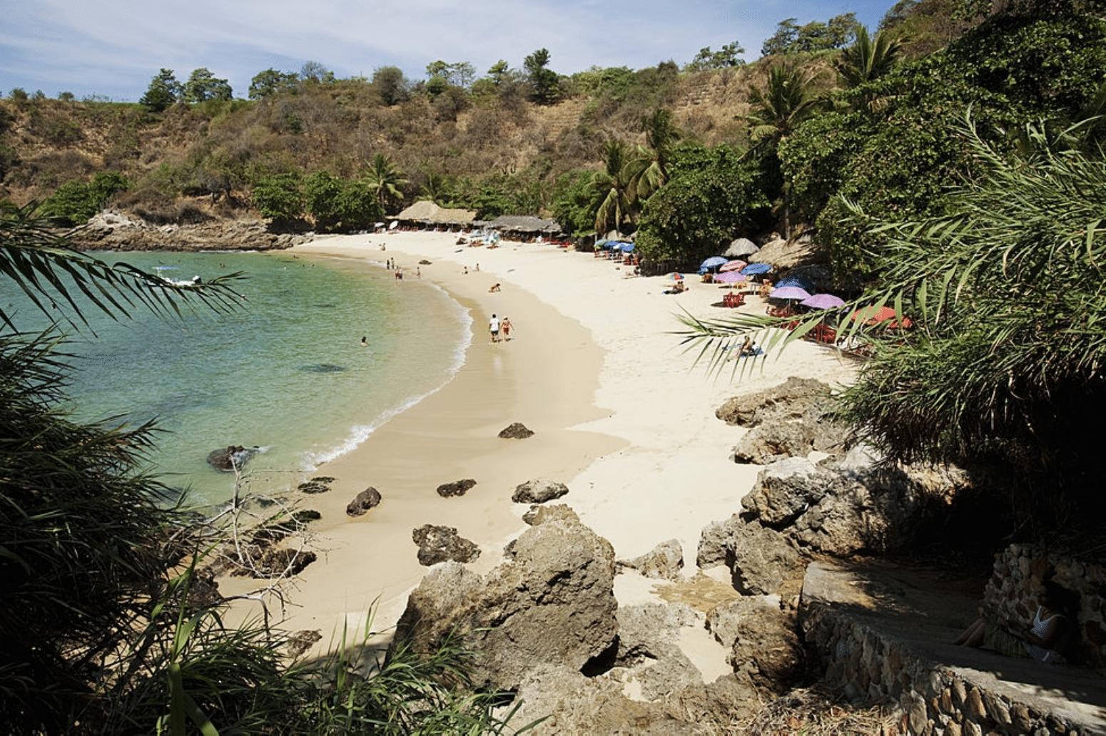 Puerto Escondido es amado por la comunidad surf.