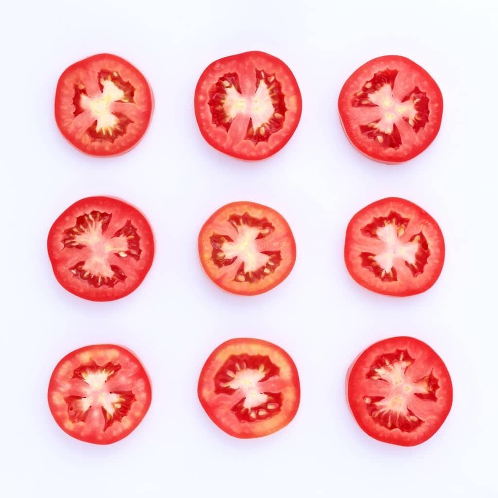 El tomate es uno de los alimentos que mas se utilizan en el mundo gastronómico.
