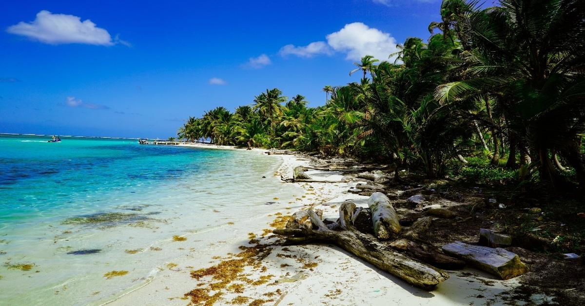 Islas San Blas Panamá