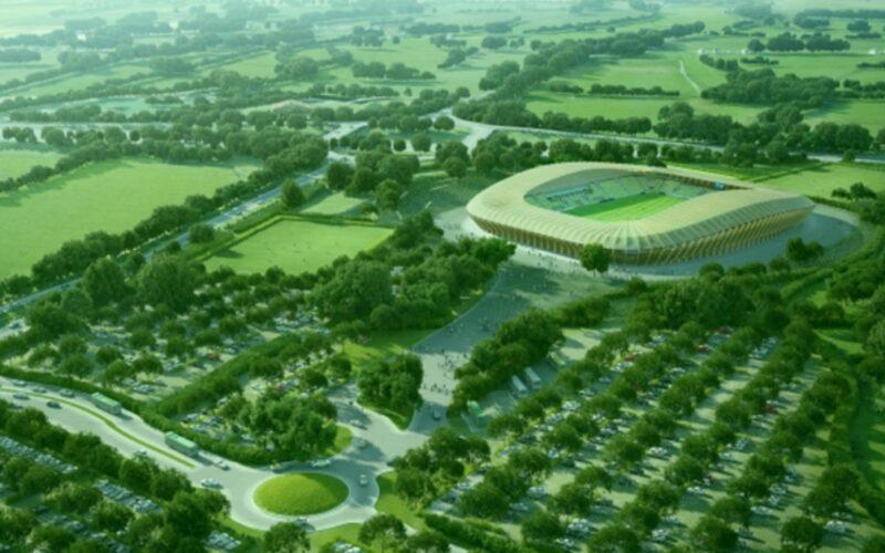 Te presentamos al único equipo vegano del mundo y su estadio Eco Park