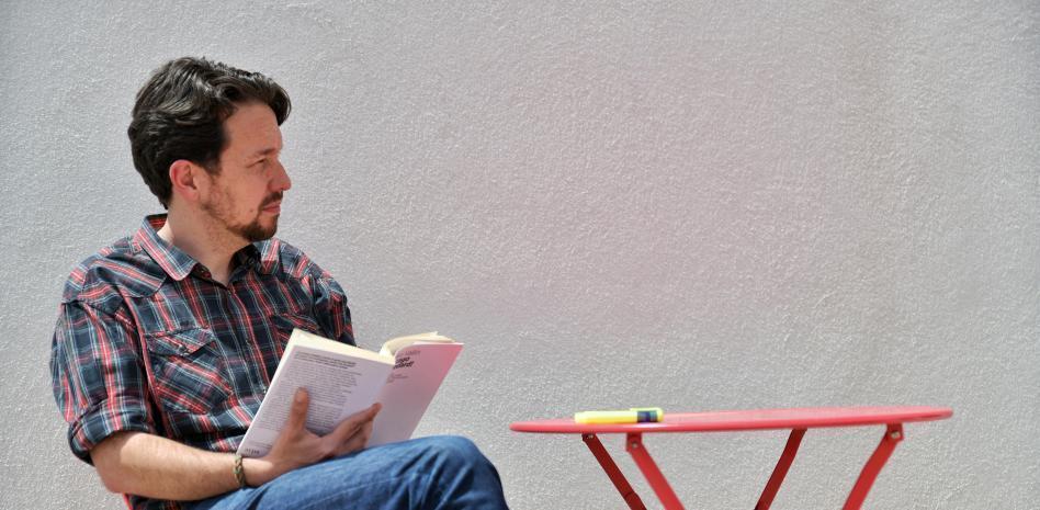 Pablo Iglesias sin coleta (Dani Gago)