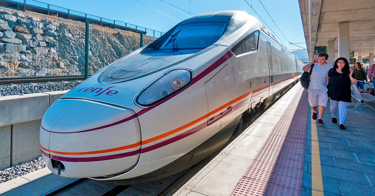 Tren de Alta Velocidad Española