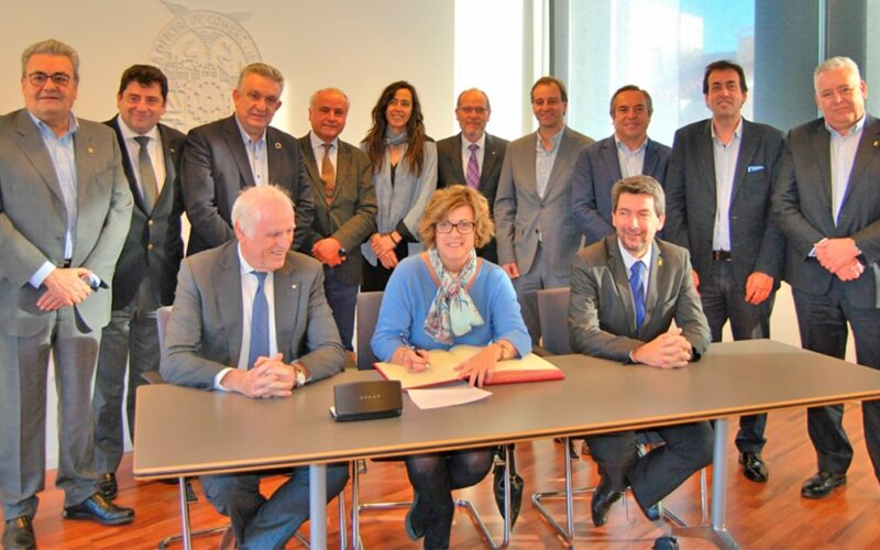 Consejo General de Cámaras de Comercio de Cataluña