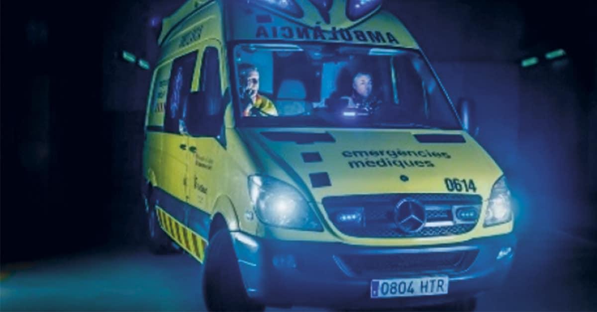Servicio de Emergencias Médicas