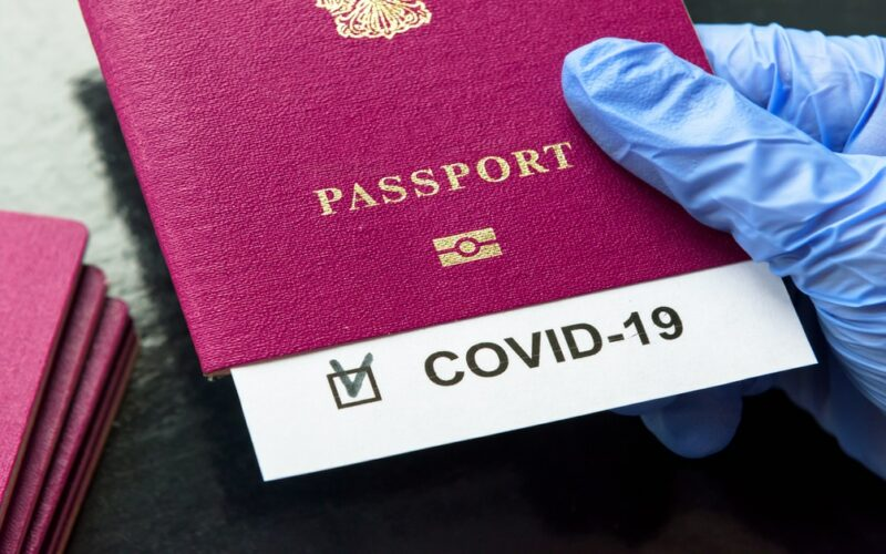 certificado COVID de la union europea